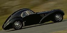 Bugatti T 57 Sc Atlantic Electron Coupe Svrms (1938)