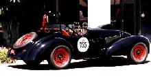 Allard K1 Supercharged Black (1947)