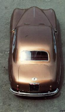 Delahaye 135 Ms By Ghia Aigle 5 (1950)