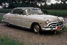 Hudson Hornet Hollywood Hardtop (1952)