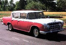 Nash Rambler Super Sedan (1956)