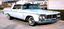 Imperial Crown 4d Hardtop Blue Fvrmmod (1963)