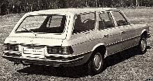 Mercedes Benz 280 Se Estate By Crayford (1975)