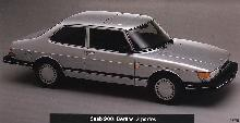 Saab 900i Berline 2 Door (1985)