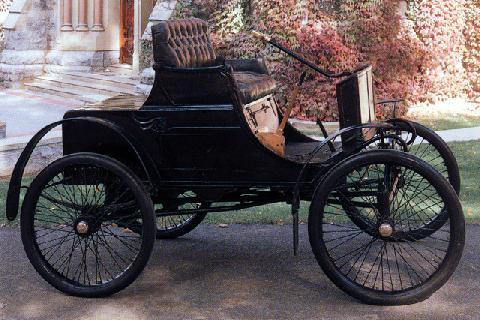 1899 Packard Model A Runabout