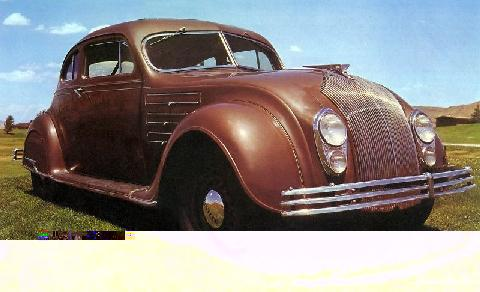 Chrysler Airflow Coupe (1934)