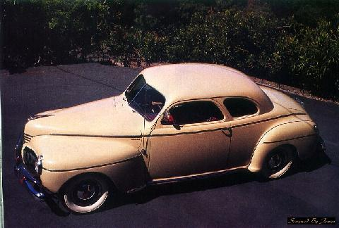 Desoto Deluxe Club Coupe 2 (1941)