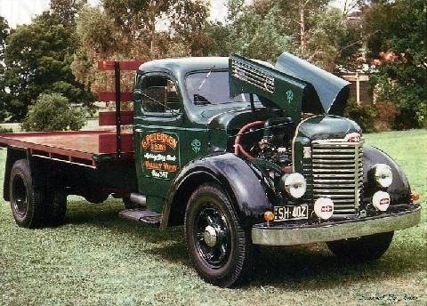 A International Kb 6 Truck (1947)