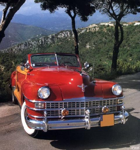 Chrysler Town  Country Convertible 1 (1947)