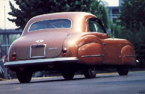 Delahaye 135 Ms By Ghia Aigle 4 (1950)