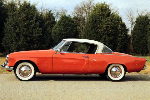 1953 studebaker coupe autos post - 1953 studebaker champion starlight coupe ...