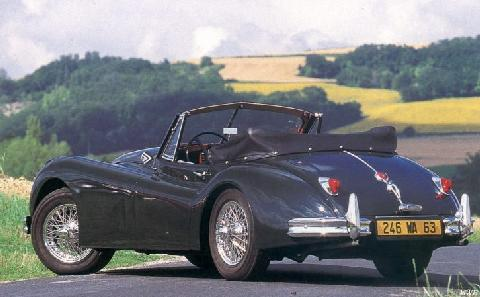 Jaguar Xk140 Drophead Coupe Vehicle Summary Motorbase