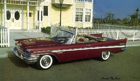 Chrysler New Yorker Conv Coupe (1957)