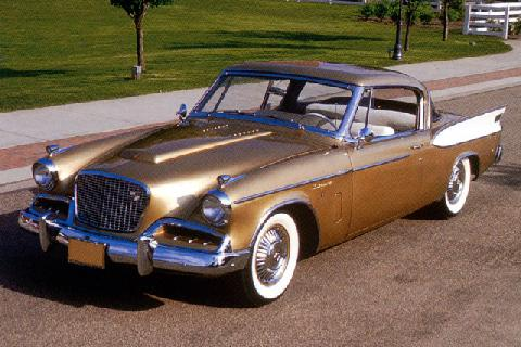 Studebaker Golden Hawk (1957)