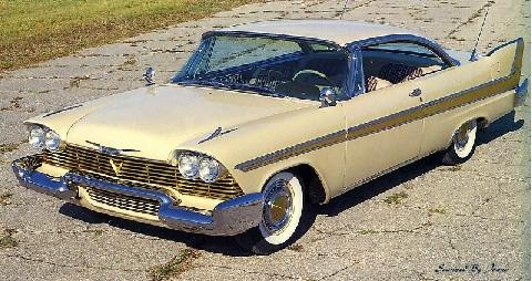 Plymouth Fury Hardtop (1958)