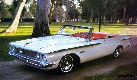 Plymouth Fury Convertible (1962)