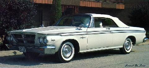Chrysler 300 J (1963)