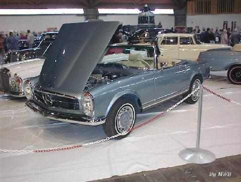 Mercedes Benz 280 SL (1963)