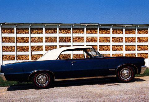 Pontiac Tempest Lemans Gto Convertible 1964 Picture