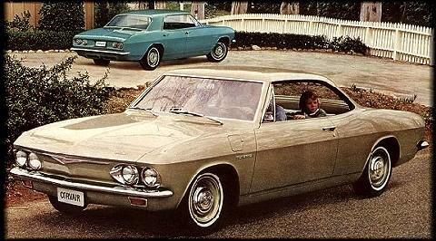 Corvair 500 Brochuremmod (1965)