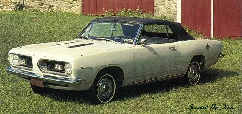 Plymouth Barracuda (1967)