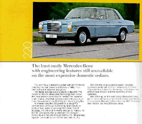 Mb 220 Scan (1971)