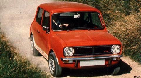 Mini 1275gt Vehicle Summary Motorbase