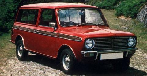 Mini Clubman Estate (1975)