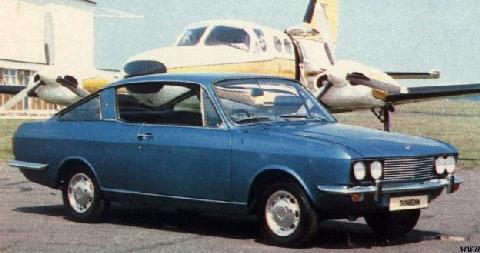 Sunbeam Alpine (1975)