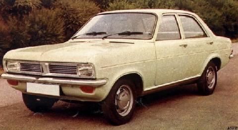 Vauxhall Viva Hc Vehicle Summary Motorbase