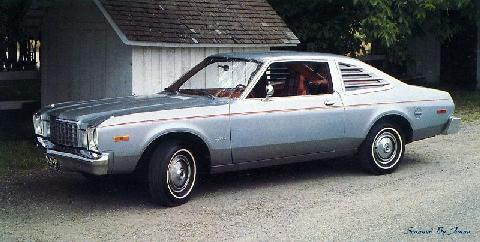 Plymouth Volare Duster (1979)