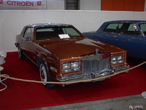 Cadillac Eldorado Biarritz Coupe (1979) - Picture Gallery