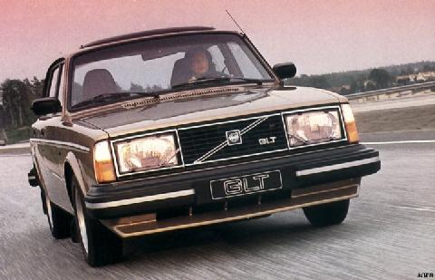 Volvo 244 Glt 1 1980 Picture Gallery Motorbase