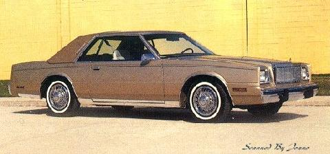 Chrysler Cordoba (1983)