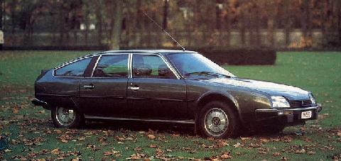 Citroen CX 25 Trd Turbo (1983)