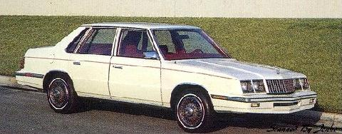 Plymouth Caravelle (1985)