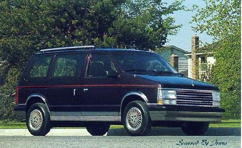 Plymouth Voyager (1989)
