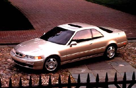 acura Legend Coupe (1996)