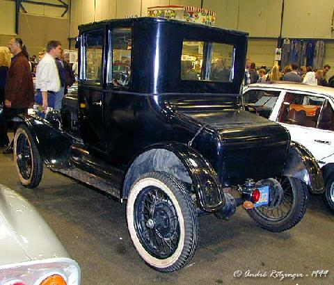 Ford T Coupe 1915