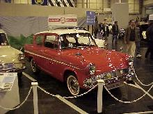 Ford Anglia Deluxe