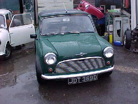 Morris Cooper (modified from original)