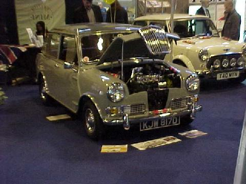 Wolseley Hornet I Vehicle Summary Motorbase