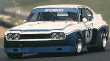 Another Capri racecar