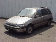 Honda Civic Shuttle