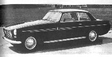 Bristol 409 black and white period picture