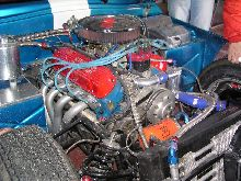 TVR Griffith's Engine