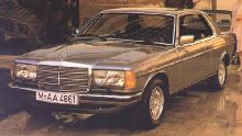 1981 280CE Mercedes-Benz 2 door 4 seaters.
