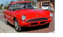 1963 Sunbeam Alpine Series II