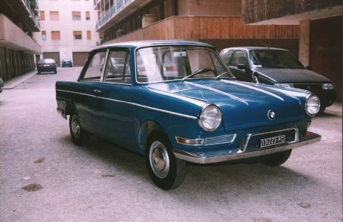 VENDO BMW 700 LS LUXUS 1965