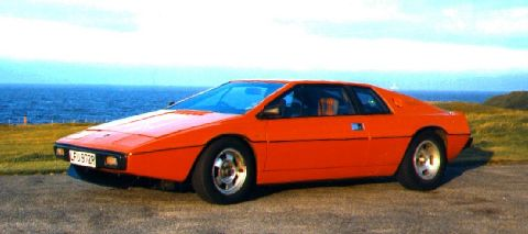 Euro Car Parts Norwich >> Lotus Esprit I - Vehicle Summary - Motorbase